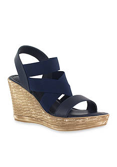 TUSCANY by easy street Felisa Wedge Sandal