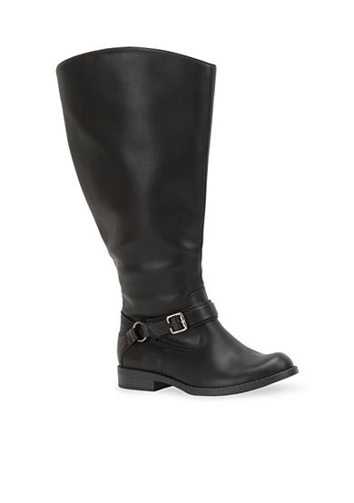 Easy Street Quinn Plus Extra Wide Calf Boot