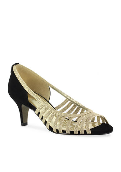 Easy Street Shoes Sparkle Evening Shoe