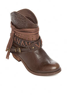 not rated Naoni Western Booties