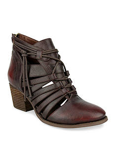 not rated Rusted Roots Cutout Booties