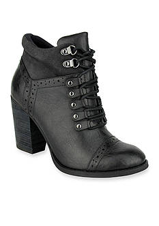 not rated Bearwood Lace-Up Bootie