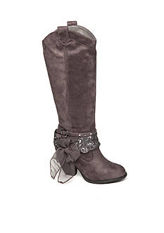 not rated Moonshine Flower Tulle Boot