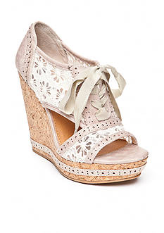 not rated Catalonia Cork Wedge Sandal