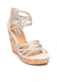 not rated Captain Crunchie Jewel Wedge Sandal