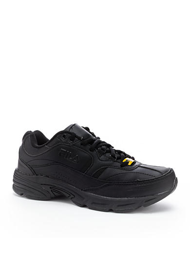 FILA USA Memory Workshift Slip Resistant Sneaker