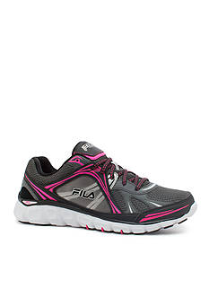 FILA USA Women's Memory Retribution Running Shoe