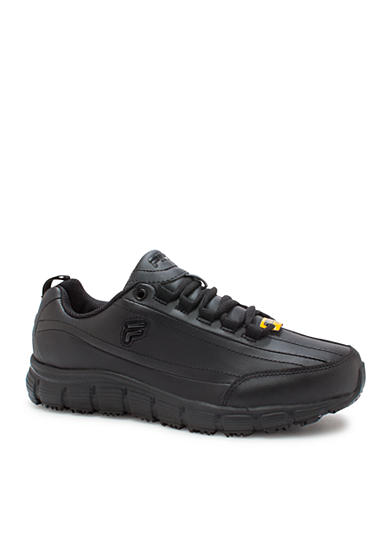 FILA USA Memory Radiance Slip-Resistant Work Shoes