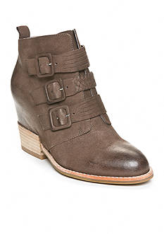 Antelope Buckle Booties