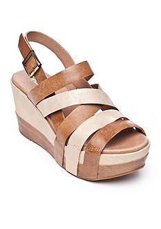 Antelope Multi Criss-Cross Wedge