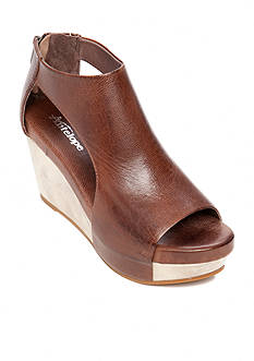 Antelope Open View Wedge Sandal