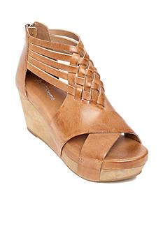 Antelope Woven Wedge Sandal