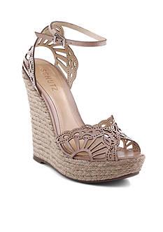 Schutz Espadrille Wedge Sandal