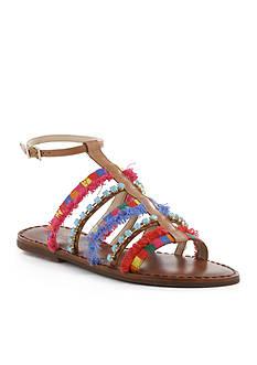 Schutz Kelina Flat Sandal
