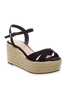 Schutz Keisi Rope Wedge Sandal