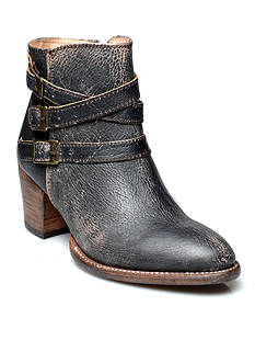 Bed Stu Begin Buckle Booties
