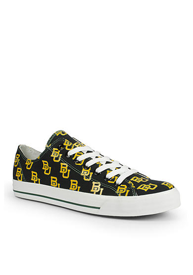 Row One Brands® Unisex Baylor University Low Top Shoe