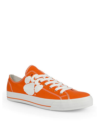 Row One Brands® Unisex Clemson University Low Top Shoes