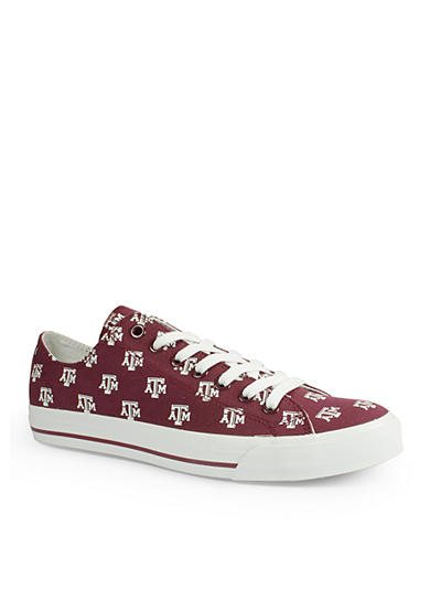 Row One Brands® Unisex Texas A&M University Low Top Shoes