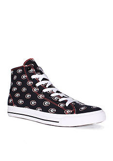 Row One Brands Unisex University of Georgia High Top Shoes