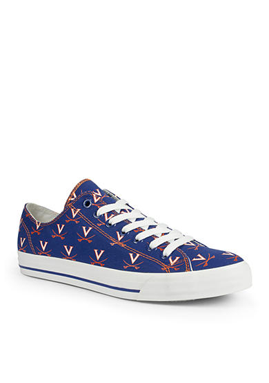 Row One Brands® Unisex University of Virginia Low Top Shoes