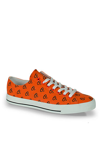 Row One Brands® Unisex MLB Baltimore Orioles Low Top Shoe
