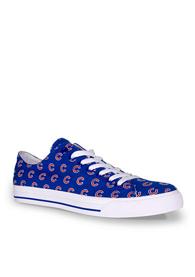 Row One Brands® Unisex MLB Chicago Cubs Low Top Shoe
