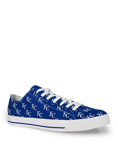 Row One Brands® Unisex MLB Kansas City Royals Low Top Shoe