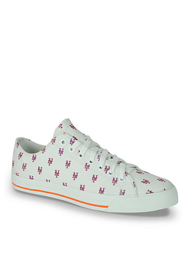 Row One Brands® Unisex MLB New York Mets Low Top Shoe