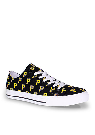 Row One Brands® Unisex MLB Pittsburgh Pirates Low Top Shoe