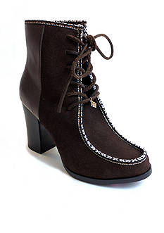 Nanette Nanette Lepore™ ISABEL WALLABY LACE UP BOOTIE