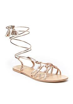 Nanette Nanette Lepore™ June Ankle Wrap Flat Sandal