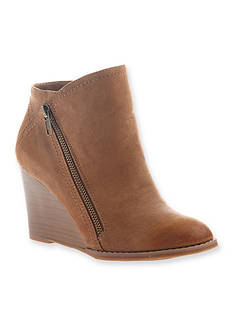 Hokus Pokus™ Up Hill Zip Wedge Booties