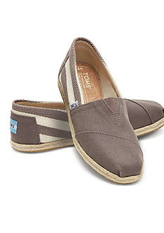 TOMS Classic Rope Slip On Espadrille