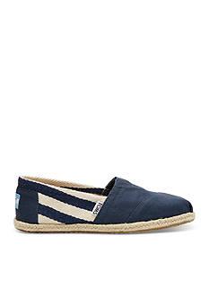 TOMS Classic Stripe Shoe
