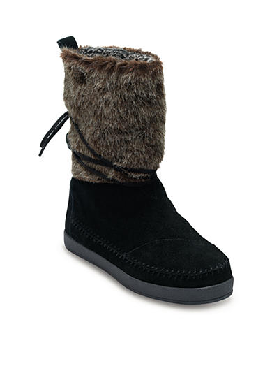 TOMS® Nepal Fur Boots