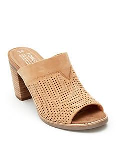 TOMS Majorca Mules Shoe