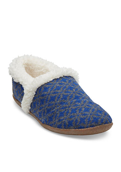 TOMS® Fair Isle Slippers