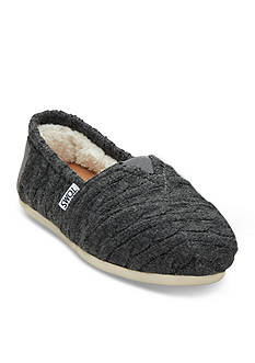 TOMS Classic Slip On Cable Flats