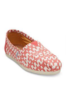 TOMS Classic Slip On Flats