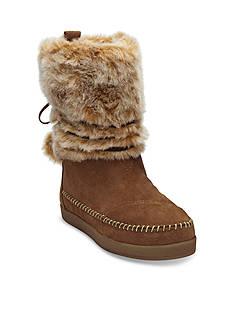 TOMS Nepal Mid Fur Boot