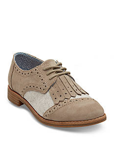 TOMS Borgue Lace-Up Dress Shoe