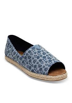 TOMS Alpargata Flat Shoe