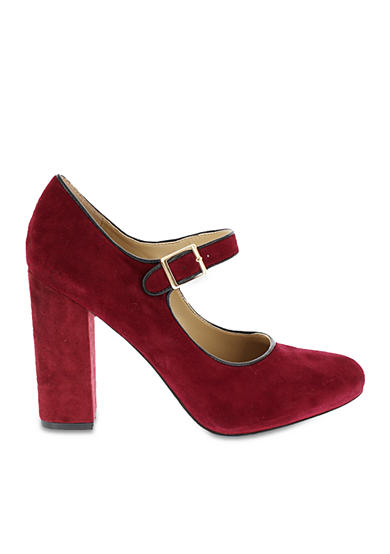 Nicole Miller Marion Mary Jane Pump