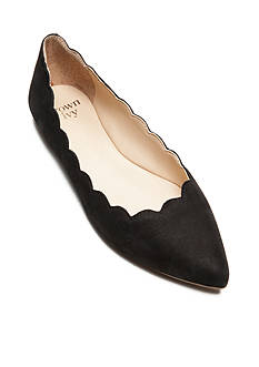 Crown & Ivy™ Calli Scallop Flats