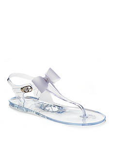 Crown & Ivy™ Jelly Bow Sandals
