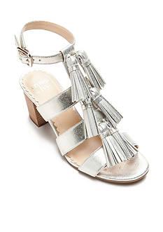 Crown & Ivy™ Lucyn Tassel Sandal