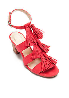 Crown & Ivy™ Lucyn Tassel Sandals
