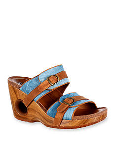 Rocky 4EurSole™ Splendor Women's Double Strap Wedge