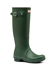 Hunter Women's Original Tall Matte Rain Boot